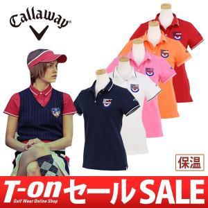 【40%OFFセール】半袖ポロシャツ レディース キャロウェ...