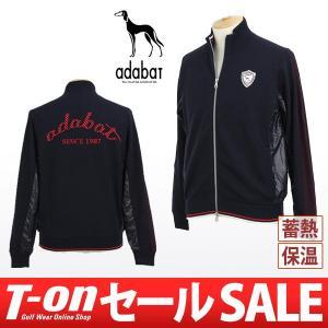 【40%OFFセール】アダバット adabat ブルゾン ゴルフウェア メンズ|t-on