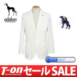 【50%OFFセール】アダバット adabat テーラードジャケット ゴルフウェア メンズ|t-on