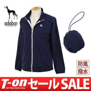 【30%OFFセール】ブルゾン メンズ アダバット adabat 2017 秋冬 ゴルフウェア|t-on