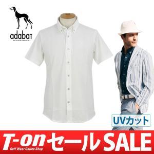 【50%OFFセール】アダバット adabat カジュアルシャツ ゴルフウェア メンズ|t-on