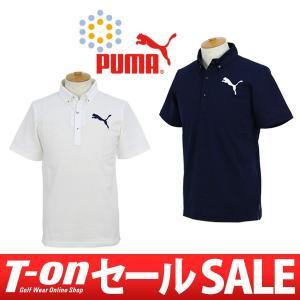 ポロシャツ メンズ プーマ・プーマゴルフ PUMA・PUMA GOLF 日本正規品 日本規格 2018 春夏 ゴルフウェア...