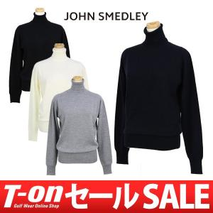 タートルネックセーター メンズ レディース ジョンスメドレー JOHN SMEDLEY 2017 秋冬 新作 ゴルフウェア|t-on
