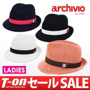 【30%OFFセール】アルチビオ archivio中折れ帽 レディース t-on