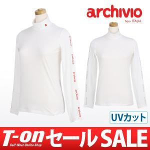 【30%OFFセール】2アルチビオ archivio 長袖ハイネックシャツ ゴルフウェア t-on