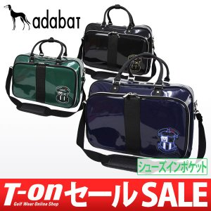 【50%OFFセール】アダバット adabat ボストンバッグ|t-on