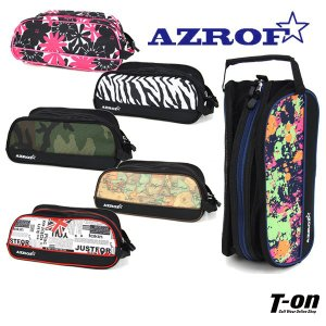 アズロフ AZROF シューズケース メンズ レディース|t-on