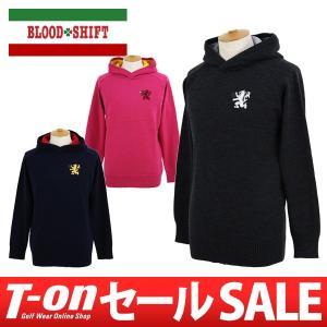 【30%OFFセール】セーター メンズ ブラッドシフト BLOOD SHIFT 2017 秋冬 ゴルフウェア|t-on