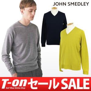 ジョンスメドレー 日本正規品 JOHN SMEDLEY セーター ゴルフウェア メンズ|t-on