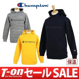 【30%OFFセール】パーカー メンズ チャンピオン Champion 日本正規品 2017 秋冬 ゴルフウェア t-on
