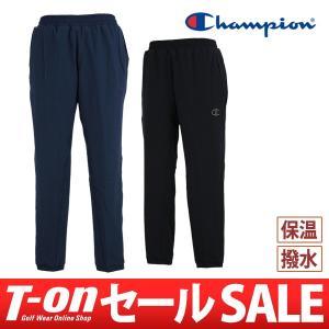 【30%OFFセール】ロングパンツ メンズ チャンピオン Champion 日本正規品 2017 秋冬 ゴルフウェア t-on