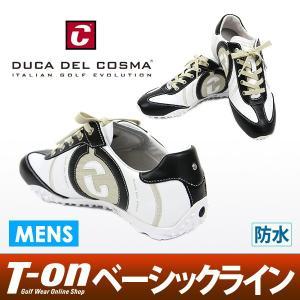 デュカデルコスマ 日本正規品 DUCA DEL COSMA ゴルフシューズ メンズ|t-on