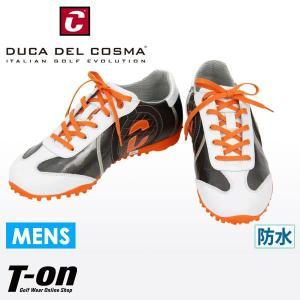 デュカデルコスマ 日本正規品 DUCA DEL COSMA スパイクレスゴルフシューズ|t-on