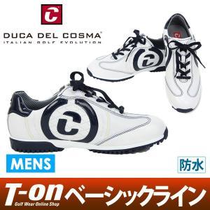 デュカ デル コスマ 日本正規品 DUCA DEL COSMA ゴルフシューズ メンズ|t-on