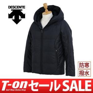 【30%OFFセール】ブルゾン メンズ デサント DESCENTE 2017 秋冬 ゴルフウェア|t-on