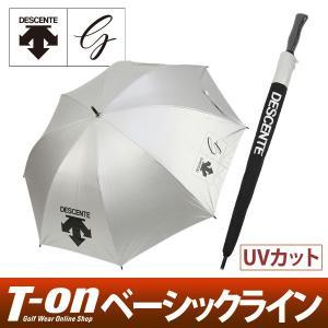 傘 メンズ デサント ゴルフ DESCENTE GOLF...