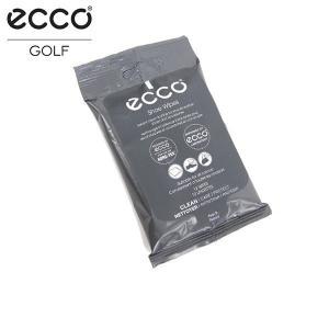 靴磨きシート メンズ レディース エコーゴルフ ECCO GOLF 日本正規品   ゴルフ