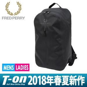 リュックサック  メンズ  レディース フレッドペリー FRED PERRY 日本正規品 2018 春夏 ゴルフ|t-on