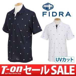 【30%OFFセール】フィドラ FIDRA 半袖ポロシャツ ゴルフウェア メンズ|t-on