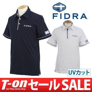 【30%OFFセール】フィドラ FIDRA ポロシャツ ゴルフウェア メンズ|t-on