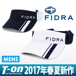 フィドラ FIDRA サンバイザー メンズ|t-on