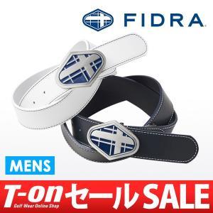 【30%OFFセール】フィドラ FIDRA 牛革ベルト メンズ|t-on