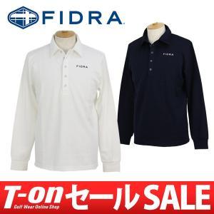 ポロシャツ メンズ フィドラ FIDRA 2017 秋冬 ゴルフウェア|t-on