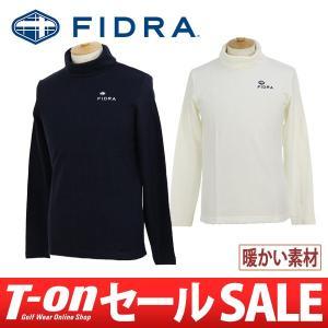 ハイネックシャツ メンズ フィドラ FIDRA 2017 秋冬 ゴルフウェア|t-on