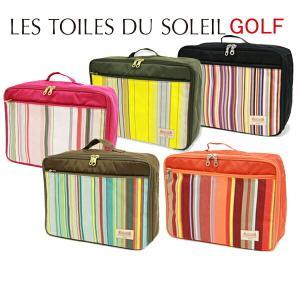 レ・トワール・デュ・ソレイユ 日本正規品 Les Toiles du Soleil シューズケース t-on