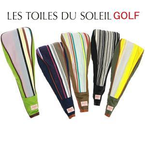 レ・トワール・デュ・ソレイユ日本正規品 Les Toiles du Soleil ドライバー用ヘッドカバー t-on