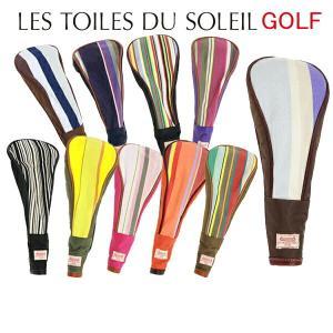 レ・トワール・デュ・ソレイユ 日本正規品 Les Toiles du Soleil フェアウェイウッド用ヘッドカバー t-on