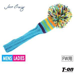 ヘッドカバー メンズ レディース ジャンクレイグ Jan Craig 日本正規品 ゴルフ|t-on
