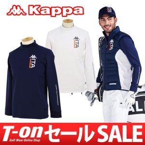 ハイネックシャツ メンズ カッパ ゴルフ Kappa Golf 2017 秋冬 ゴルフウェア|t-on