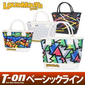ラウドマウス ゴルフ 日本正規品 LOUDMOUTH GOLF カートバッグ メンズ レディス|t-on