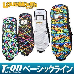 ラウドマウス ゴルフ 日本正規品 LOUDMOUTH GOLF トラベルカバー メンズ レディス|t-on