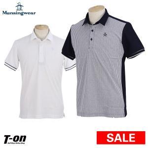 メンズ商品詳細  ゴルフウェア ブランド名 マンシングウェア Munsingwear 商品名 ポロシ...