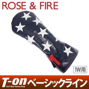ローズアンドファイア 日本正規品 ROSE&FIRE ヘッドカバー レディース メンズ|t-on