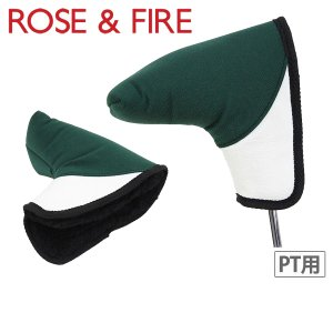 ローズ&ファイア 日本正規品 ROSE&FIRE ピン型パターカバー メンズ レディース|t-on