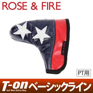 ローズアンドファイア 日本正規品 ROSE&FIRE パターカバー レディース メンズ|t-on