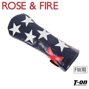 ローズ&ファイア 日本正規品 ROSE&FIRE ヘッドカバー レディース メンズ|t-on