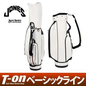 キャディバッグ メンズ レディース ジョーンズ JONES 日本正規品 2017 秋冬 ゴルフ|t-on
