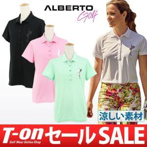 【80%OFFセール】アルベルト 日本正規品 ALBERTO ポロシャツ ゴルフウェア|t-on