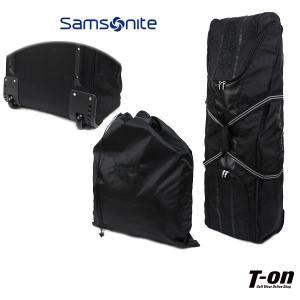 サムソナイト ゴルフ キャディバッグカバー キャリーバッグ トラベルバッグ Samsonite 日本限定販売|t-on