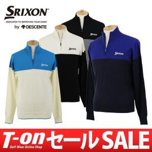 セーター メンズ スリクソンbyデサント SRIXON by...