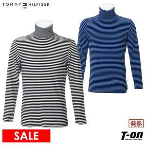 ハイネックシャツ メンズ トミー ヒルフィガー ゴルフ TOMMY HILFIGER GOLF 日本...