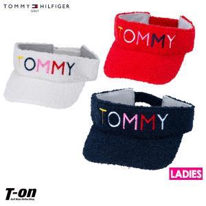 サンバイザー レディース トミー ヒルフィガー ゴルフ TOMMY HILFIGER GOLF 日本正規品 2019 秋冬 新作 ゴルフ|t-on