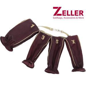 ツェラーゴルフ ZELLER GOLFBAGS ヘッドカバー|t-on