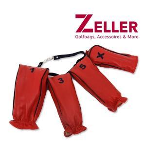 ツェラー ゴルフバッグ ZELLER GOLFBAGS 4点セット ヘッドカバー|t-on