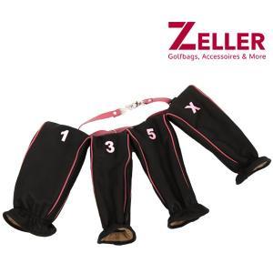 ツェラー ゴルフバッグ ZELLER GOLFBAGS 4点セット|t-on