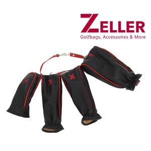 ツェラー ゴルフバッグ ZELLER GOLFBAGS ヘッドカバー|t-on